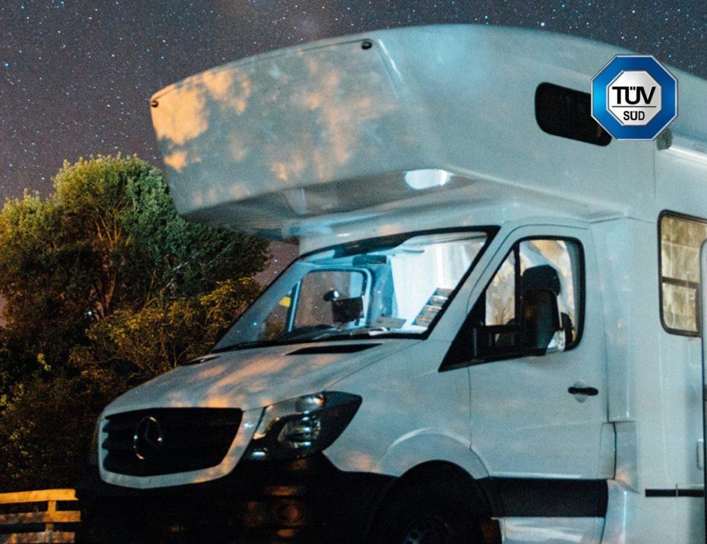 Gasprüfung Wohnwagen und Wohmobil