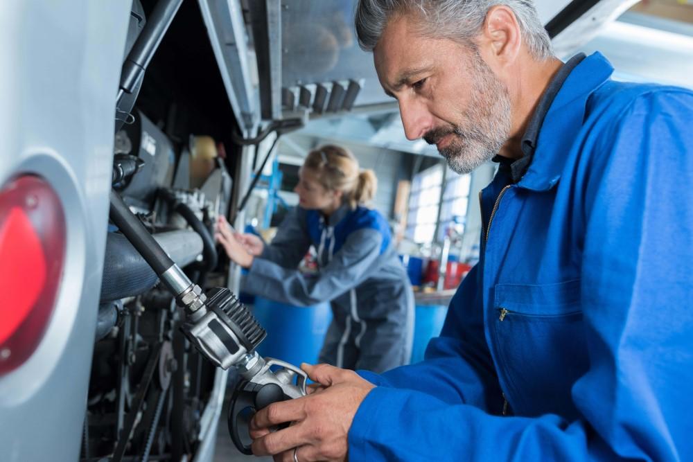 Gasprüfung Wohnmobil Gutachter-Ballin