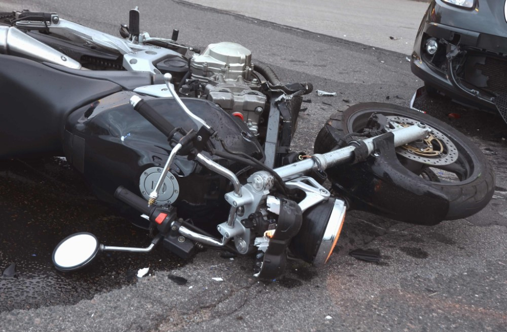 Motorrad Schadengutachten-Gutachter-Ballin